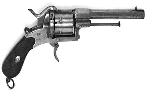 pistol til hul i ørerne